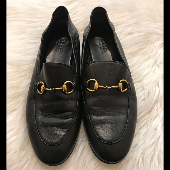 0d45e7998aa Gucci Shoes - Gucci Brixton Convertible Loafer Size 38.5!